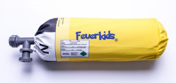 Feuerkids® Flaschenhaube für Atemschutzattrappe